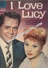 I LOVE LUCY COMIC BOOK #25 (DELL)