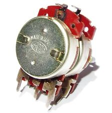 Alps Japan 50K Dual Stacked Linear Taper Pot Potentiometer 97-50K BX2 Bi