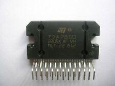 ST TDA7850A ZIP 4 x 50 W MOSFET quad bridge power amplifier