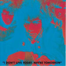 """JIMI HENDRIX """" I DON'T LIVE TODAY, MAYBE TOMORROW CD"""""""
