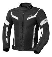 iXS Ashton Sommer Jacke kurz schwarz weiß Gr. XL/54 Mesh Belüftung leicht