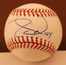 Tim Lincecum Signed Official MLB Baseball Beckett BAS Auto E67364 Rangers Giants