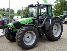 Deutz Fahr Agrofarm Tractor Operator Manual, Parts Manual and Workshop Manual