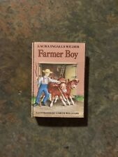 Mini Little House on the Prairie Farmer Boy book for American Girl Kirsten
