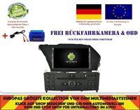 GPS NAVI ANDROID 10.0 DAB BT WIFI CARPLAY MERCEDES BENZ GLK X204 KLASSE K5708