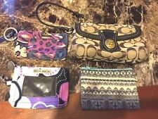 Coach-Vera Bradley-Lucky Brand-Bella Taylor Small Wallets