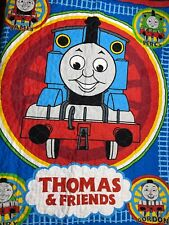 """Thomas the Train Baby Blanket Quilt Comforter Thomas & Friends 40 x 33"""" Hanging"""