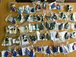 LEGO SUPER HEROES  MARVEL MINIFIGURES ... CHOOSE YOUR FIGURE , GENUINE