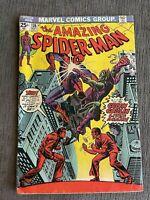 Amazing Spider-man #136, VG- 3.5, 1st Appearance Harry Osborn as Green Goblin