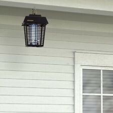 Outdoor Electric Bug Zapper Insect Killer Lamp Mosquito Fly Bugs Trap 1/2 Acre