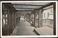 Cheshire Postcard - Chester - Watergate Row    RS2080