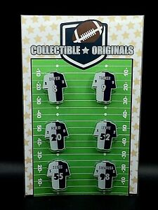 Baltimore Ravens jersey lapel pin lot-Legends Classic Collection-6-Collectibles