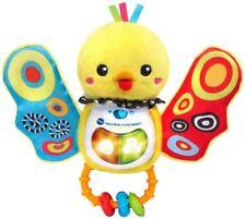 Vtech BABY SOFT SINGING BIRDIE RATTLE Interactive Light & Sound Toy BN