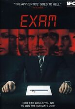 Exam [New Dvd]