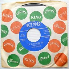 Rayna Leggett teen 45 Let The Little Girl Love / now shoe is on other foot F2196