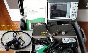 Anritsu S332E SiteMaster Cable and Antenna and Spectrum Analyzer 4GHz Opt. 28/29
