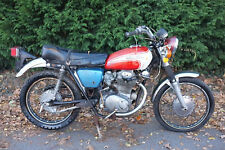 Honda CL350 K4 1972 Replica CB350 US Import Barn Find Project Street Scrambler