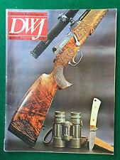 Rivista/Magazine (GER) DWJ Deutsches Waffen Journal n.10 Oktober (1986) armi