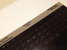 Yamaha XVS1100A XVS1100 A XVS 1100 2003 micro fiche parts list catalogue