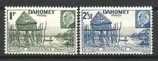 DAHOMEY 1941  YT  n° 154 et 155 neufs (★)  / MNG