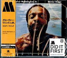 GROVER WASHINGTON. JR.-MISTER MAGIC-JAPAN CD Ltd/Ed B63