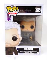 BATOU GHOST IN THE SHELL  FUNKO POP! 385 NEW / NEU OVP