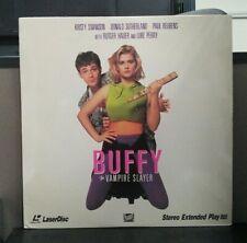 Buffy the Vampire Slayer    (Fox Video LaserDisc  1972-80)  LIKE NEW