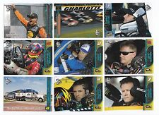 ^2011 Press Pass BLUE HOBBY PARALLEL #26 Juan Pablo Montoya BV$10! #03/10!