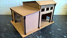 Stockpile Shed terrain wargaming warhammer 40k wargame infinity Building 28mm