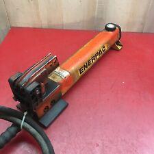 Enerpac P 391 Hydraulic Hand Pump Missing Handle