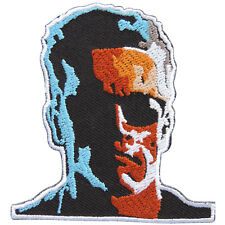 Arnold Super Strong Terminator Hero Schwarzenegger Iron On Patches #M060