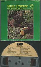 4 pista cinta Reel to Reel: Walter Wanderley-Rain Forest (bossa nova) Verve