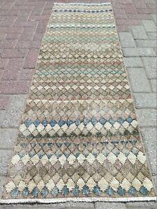 "Anatolia Carpet Runner Rug, Hallway Rug Long Carpet Corridor Stairs Rugs 20""X62"""