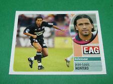 JEAN-LOUIS MONTERO EN AVANT GUINGAMP EAG PANINI FOOT 2003 FOOTBALL 2002-2003