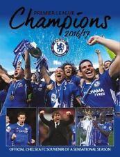 Premier League Champions 2016/17 - Official Chelsea FC Souvenir - Football book