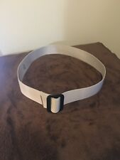 Army Issue Desert Tan Riggers Belt size 44