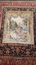 Versailles Louis XIV French Le Brun Wall Tapestry (Tapisseries du Lion) 52 x 60