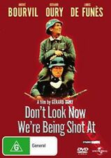 Don't Look Now We're Being Shot at NEW PAL Classic DVD