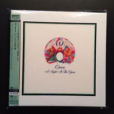 A Night At The Opera by Queen (Platinum SHM-CD, 2013, Mini-LP, LTD, Japan)
