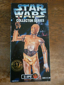Star Wars C-3PO Collector Series 12 inch figure Kenner NEW