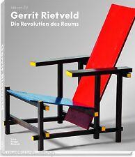 Fachbuch Gerrit Rietveld, Die Revolution des Raums, umfassende Monographie, NEU