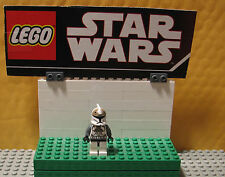 "STAR WARS LEGO LOT  MINIFIGURE--MINI FIG  ""  CLONE  GUNNER ---8014   """