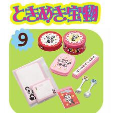 Rare! Re-ment Miniature Girly Treasure No.9 Panda goods