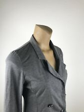 POETRY Women's Long Sleeve Button Front Blazer Jacket Size L (G)