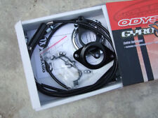 NOS ODYSSEY GYRO XL, BMX Bike  Universal With Upper Brake Line Cable, Black
