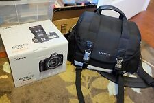Canon EOS 5D Mark II MKII MK2 21.1MP DSLR Full Frame Body + Extras