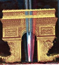 Yt1450 LA VICTOIRE    FRANCE  FDC Enveloppe Lettre Premier jour