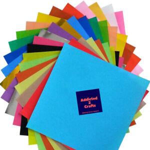120 sheets JAPANESE ORIGAMI PAPER Chiyogami Washi Fold Craft 40 colours 15cm