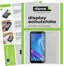 2x Asus Zenfone Live L1 ZA550KL Screen Protector Protection Anti Glare dipos