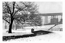 pt4674 - Cleckheaton , The Bottoms in snow , Yorkshire - photo 6x4